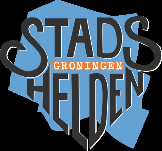 Stadshelden Groningen logo